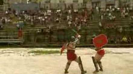 Gladiator fight (Collegium Gladiatorium)
