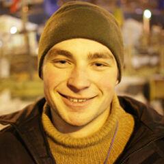 Один из сотников Майдана.
