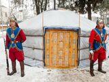 Рота почетного караула ВС Монголии