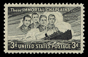 Four Chaplains stamp1
