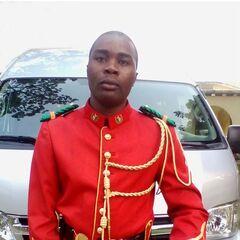 Республиканская гвардия Конго.