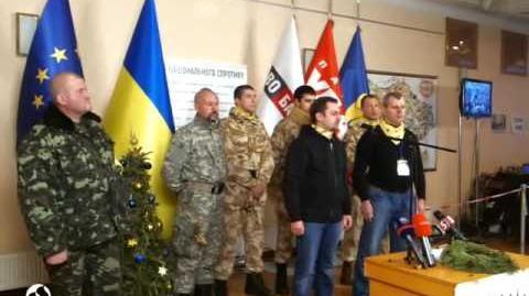 """Самооборона Майдана называет """"Беркут"""" провокатором драки под судом"""