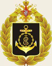 Эмблема Черноморского флота РФ
