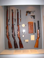 Finnish civil guard weapons