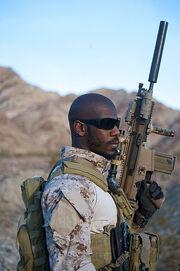 United States Navy SEALs 124
