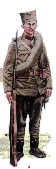 Младший сержант железного полка