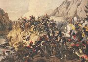 Battle of Katzbach by Klein