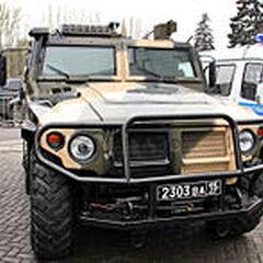 КШМ Р-145БМА на базе ГАЗ-233036 СПМ-2.