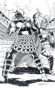 Bob.gladiators