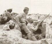 Armenian defenders