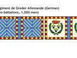 Немецкий полк Гредер