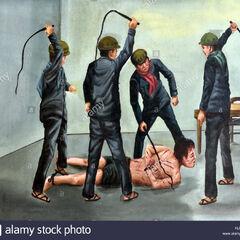 Реконструкция пыток интеллигенции и оппозиции