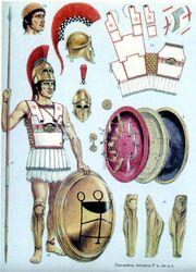 Гоплит 5 век