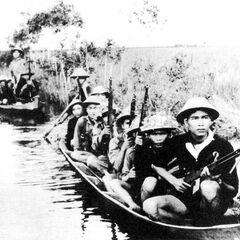 Во Вьетнаме BAR применялся как спецназом США, так и бойцами <a href=