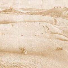 Раскопки триполья, ученные вероятно имеют оружие для самозащиты.