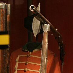 Одежда и оружие десятника выбранецкой пехоты, Варшавский музей.