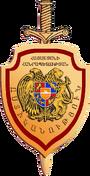 Armenian police logo