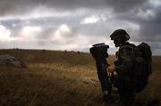 800px-Infantryman Kneeling with NLAW at BATUS MOD 45149591