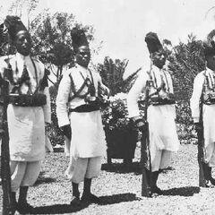Эритрейские аскари в 1939 году.
