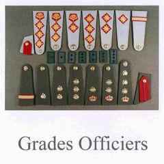 Офицерские звания.