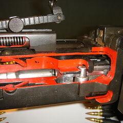 Механизм MG-42.