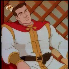 Артур очнулся в Камелоте.