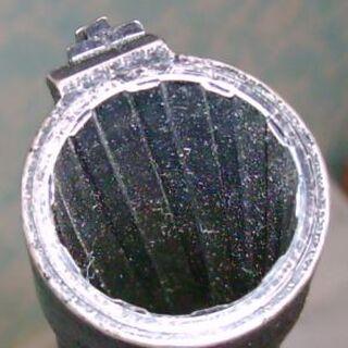 Вид дульного среза КС-23.