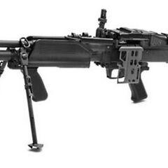 М60Е3 - штурмовая модификация.