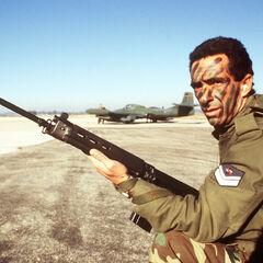Израильский сержант.