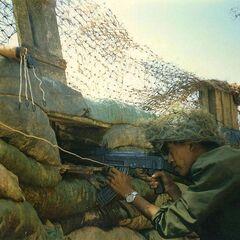 Вьетнамо-китайский пограничный конфликт 1984 года.