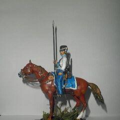 Военно-историческая миниатюра.