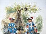 Королевские мушкетёры