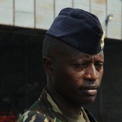 Подполковник ВВС.