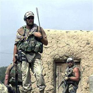 В Афганистане.