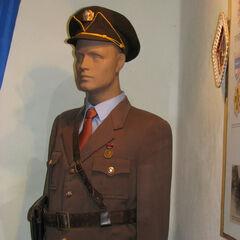 Форма офицера УПА (английского кроя).