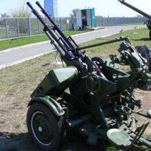 Урал-4320 и ЗПУ-2 - YouTube | 220x220