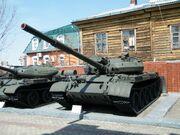 Т-62 в Хабаровске