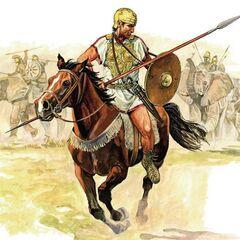 Испанский всадник.