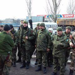 1-й взвод батальона