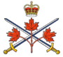 Badge of the Canadian Army (lesser)