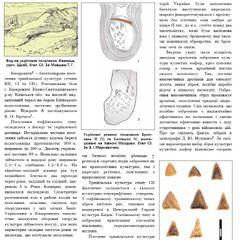 Оружие археологических культур Украины бронзового века.
