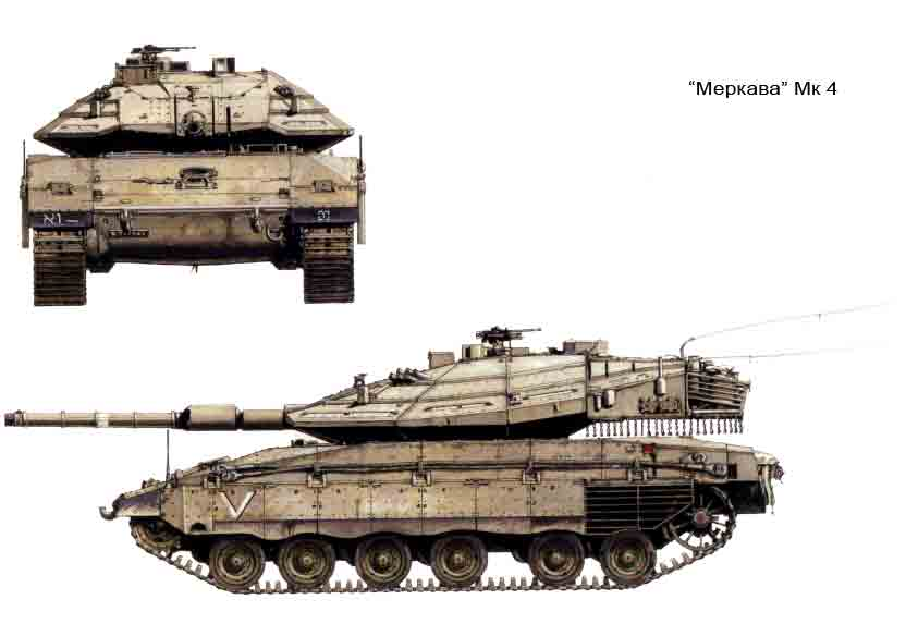 Меркава | Воины и военная техника вики | Fandom