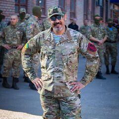 Куратор группы батальонов