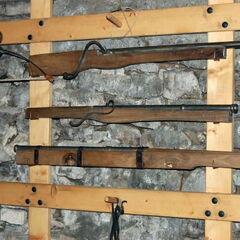 Фитильные аркебузы начала 16-го века.