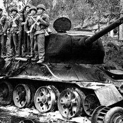 Уничтоженный Тип 58, Битва за Лангшон, 1979 г.