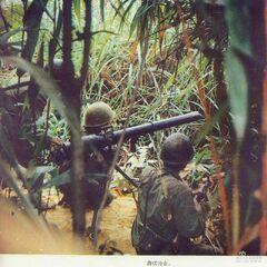 Вьетнамо-китайская война, 1979 год.