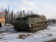 MT-LBu in Krasnoyarsk Krai