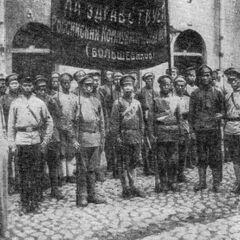 Китайский отряд в рядах Красной армии в 1918.