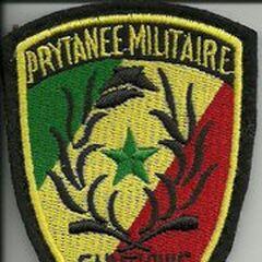 Нашивка военного училища в Сен-Луи.