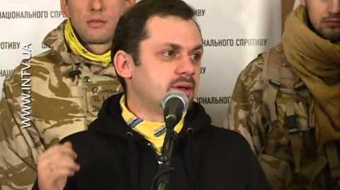 Самооборона Майдану завжди є там, де потрібні порядок, безпека, охорона, - Величкович